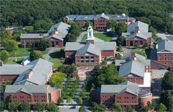 Bentley University Waltham Ma Va Education Benefits