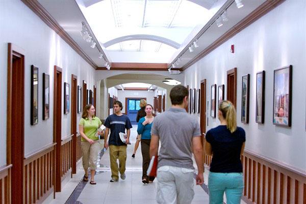 Online Degree Programs >> Le Moyne College - Syracuse, NY - VA Education Benefits